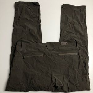 Outdoor Research Brown Hiking Pants Mens 36